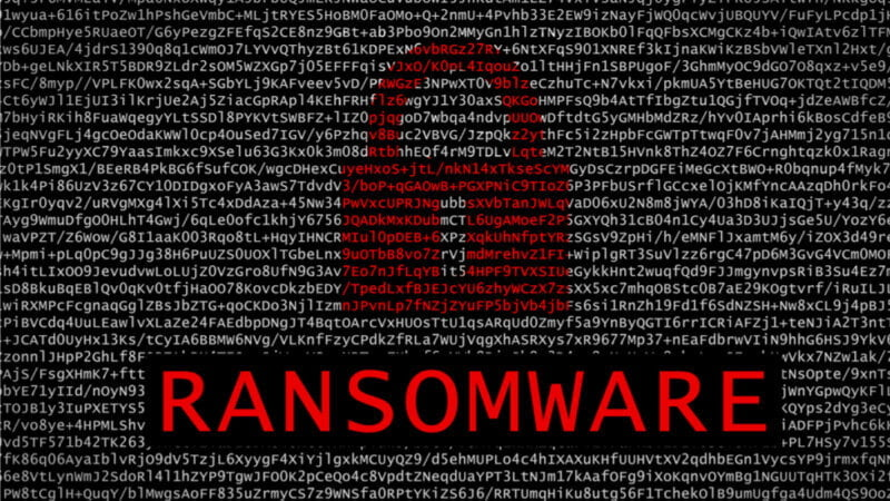 law firm ransomware