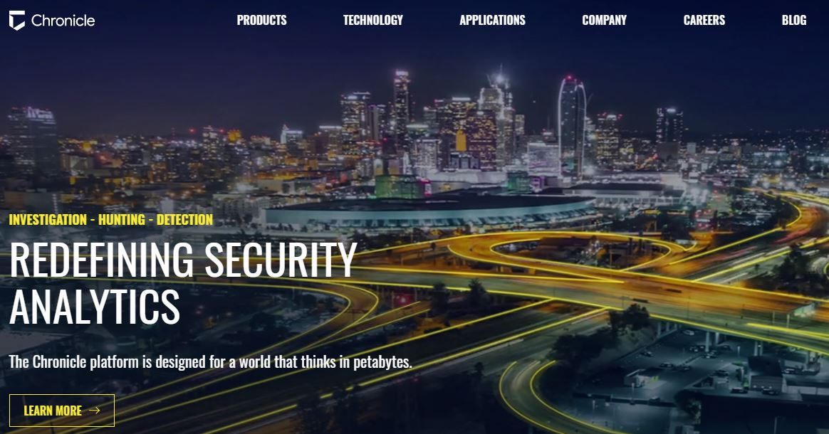 chronicle cybersecurity consulting company