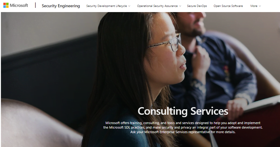 microsoft security consulting