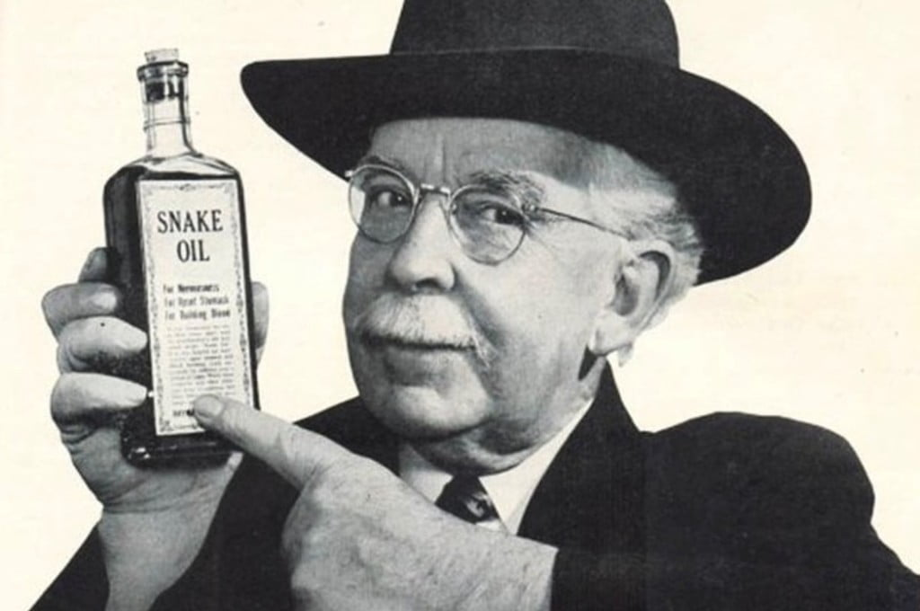 snake oil salesmen: pentesting and licenses instead of cybersecurity consulting