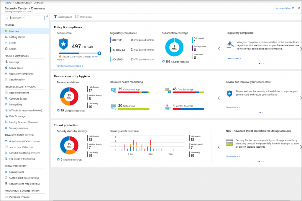azure cloud security consulting